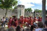 パリ近郊プロヴァンで中世のお祭り